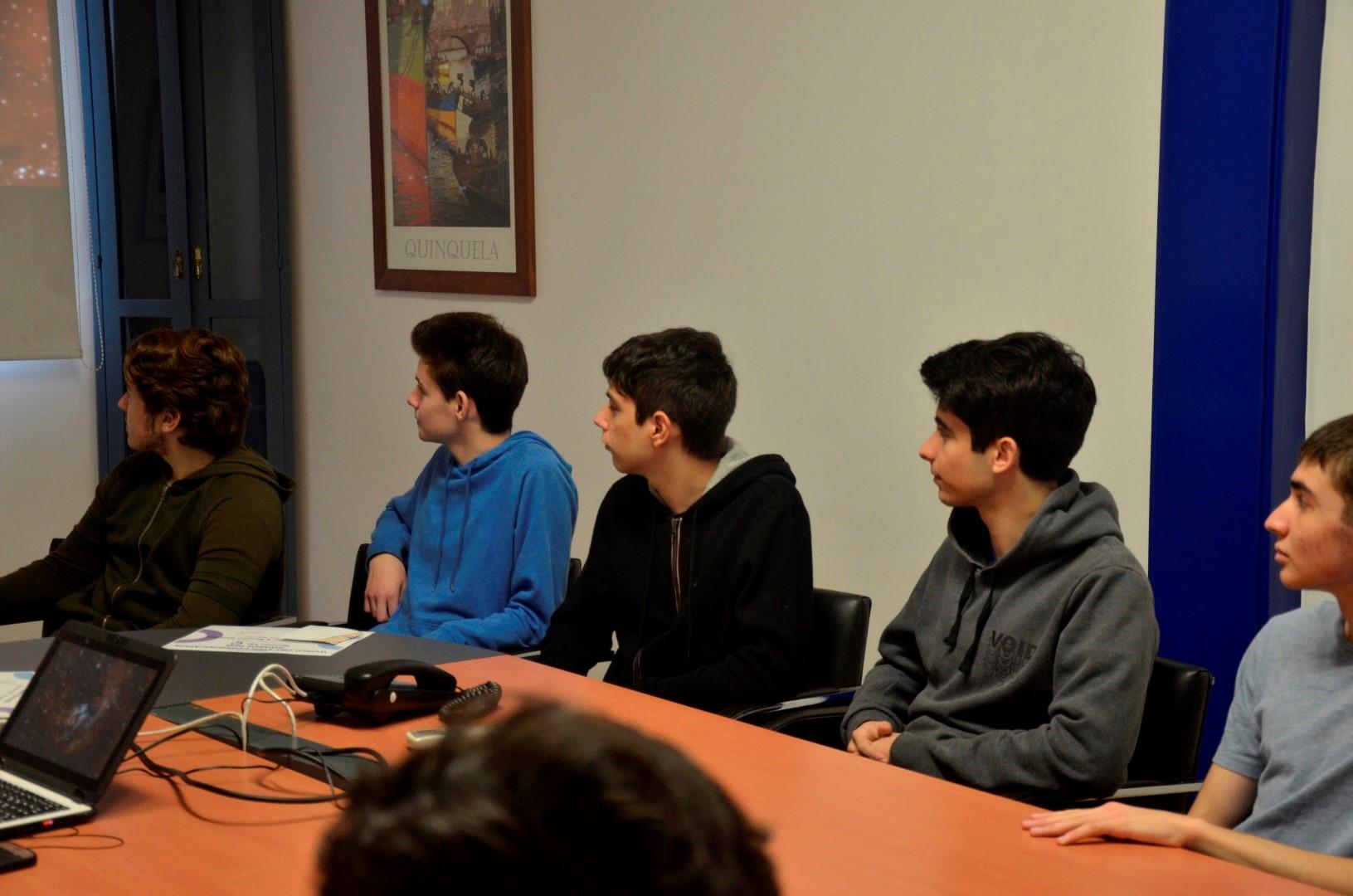 Jóvenes destacados en el World ORT STEM Communication Awards