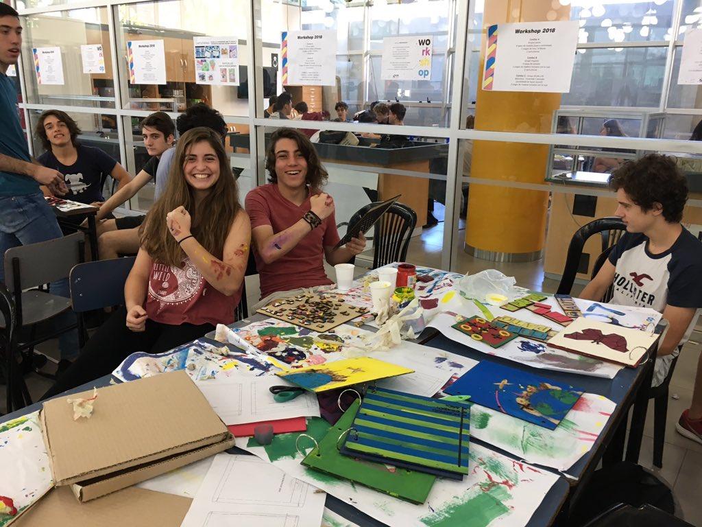 Workshop Construcciones: una propuesta llena de aprendizajes y solidaridad