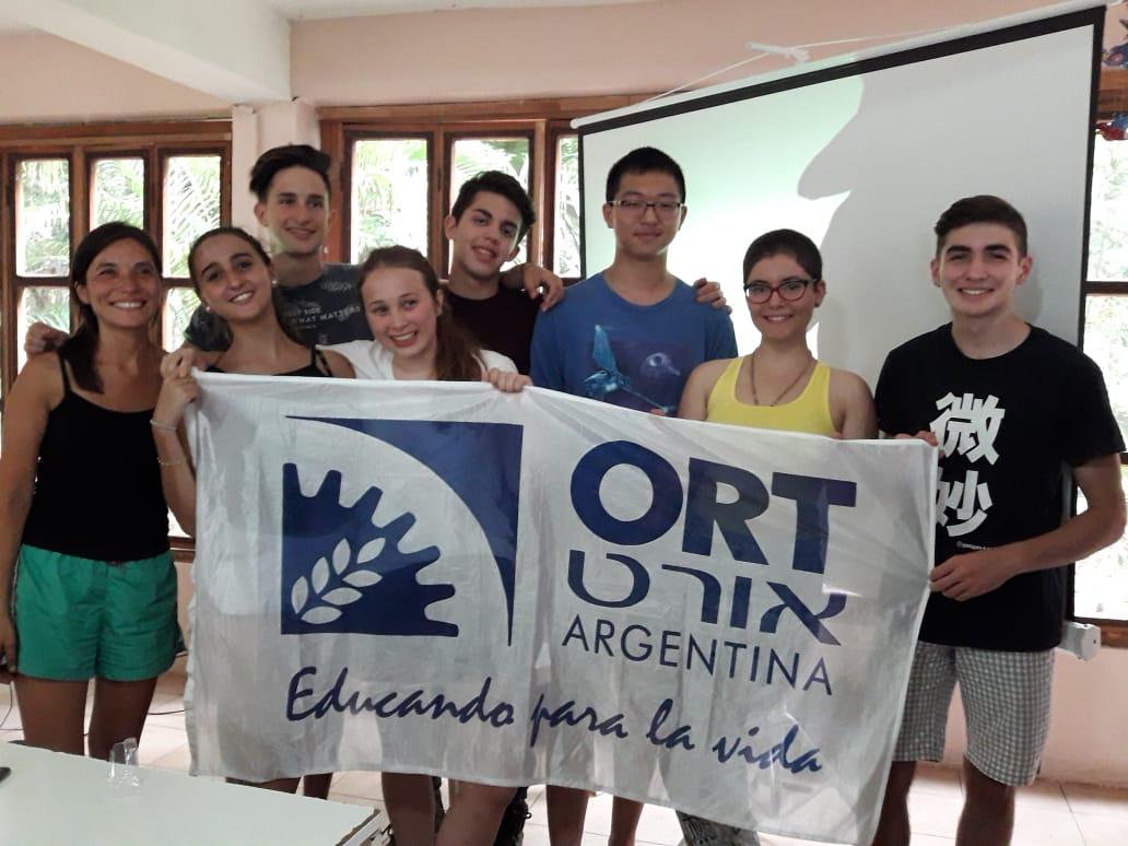 ORT en Panamá: una experiencia en la naturaleza
