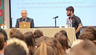 El futuro del trabajo, la charla del creador de Mercado Libre para los estudiantes de Medios
