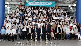 Orgullo ORT: alumnos destacados en el 2018