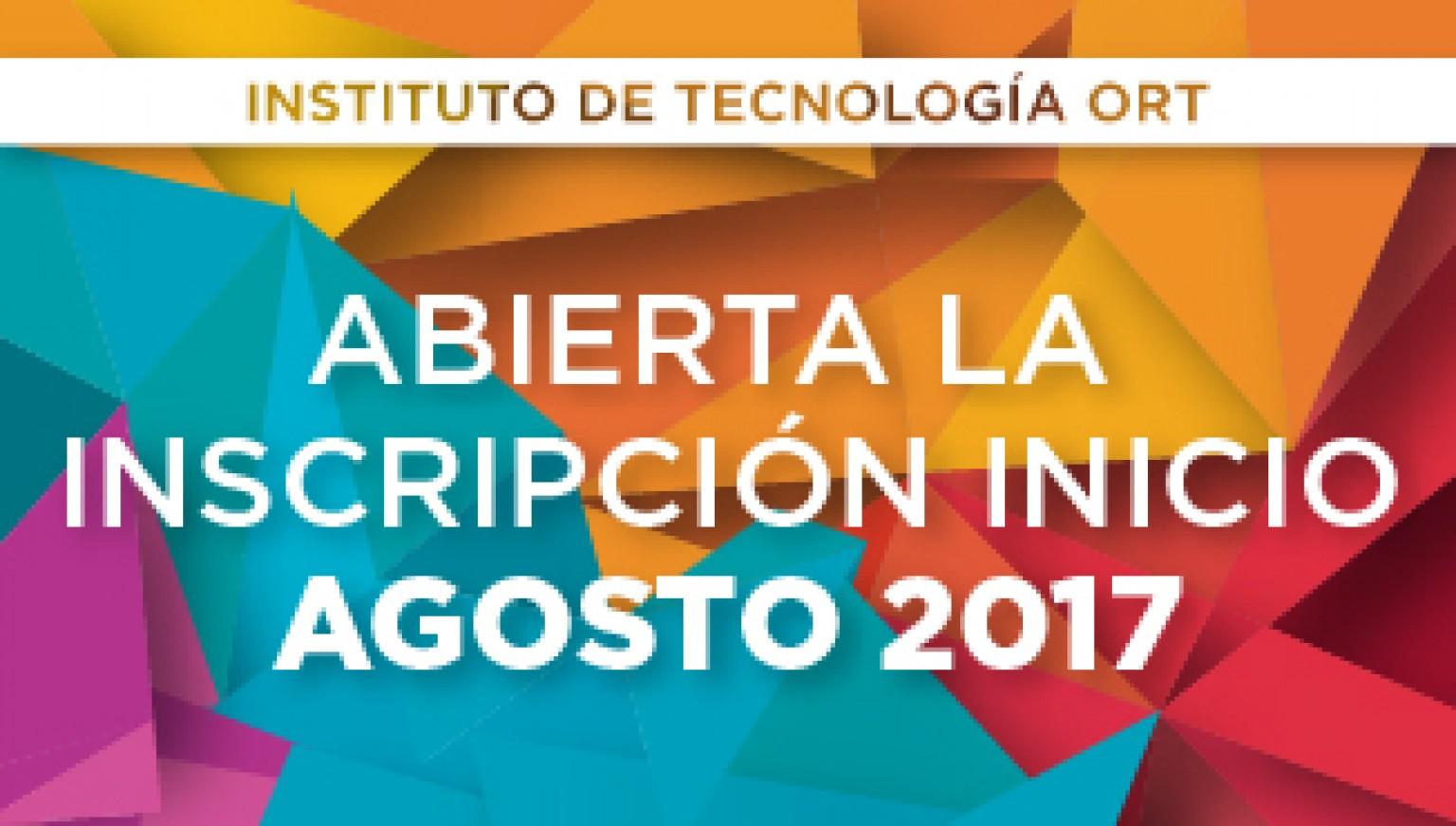 Inscripción Instituto Terciario Ciclo Lectivo 2017